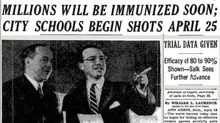 Coronavirus Vaccine Dreams