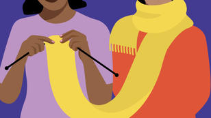 What Knitting Can Teach Us About Parenting