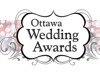 MP Entertainment Nominated for 2016 Ottawa Wedding Awards... Please Vote!