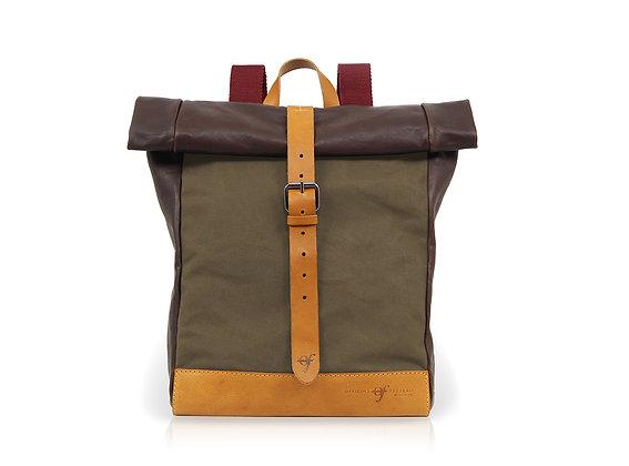 Urban Backpack Medium - Verde