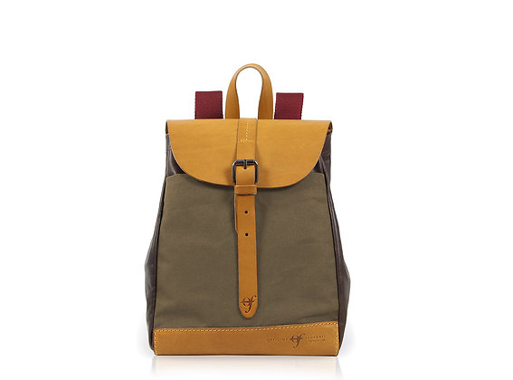 Urban Backpack Small - Verde