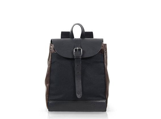 Urban Backpack Small - Black & Brown