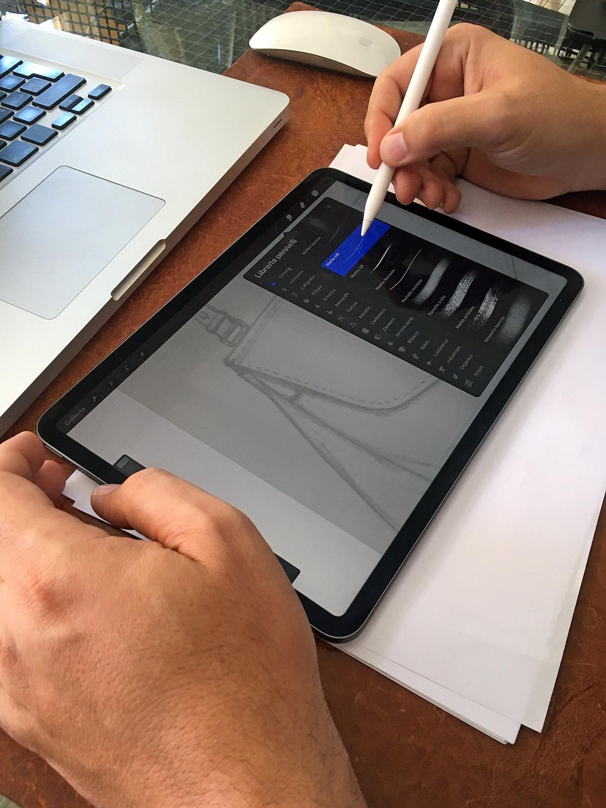 Drawing - Fabio C 03