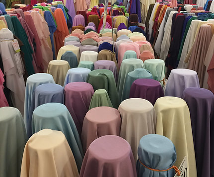 Fabric Shopping in JB