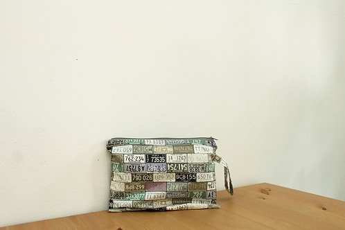 Avenue Zippered Pouch