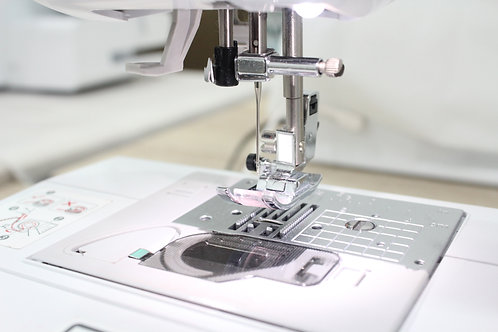 ESTB-X Introduction To Using A Sewing Machine