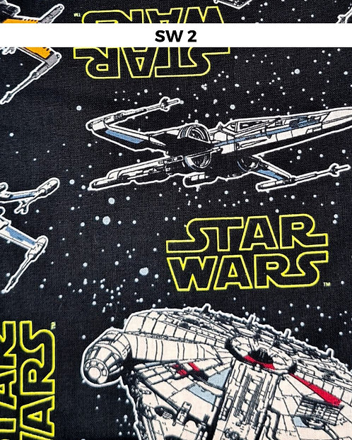 Star Wars Kids Fabric Mask