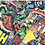 Thumbnail: Marvel Comics Adult Fabric Mask Cover