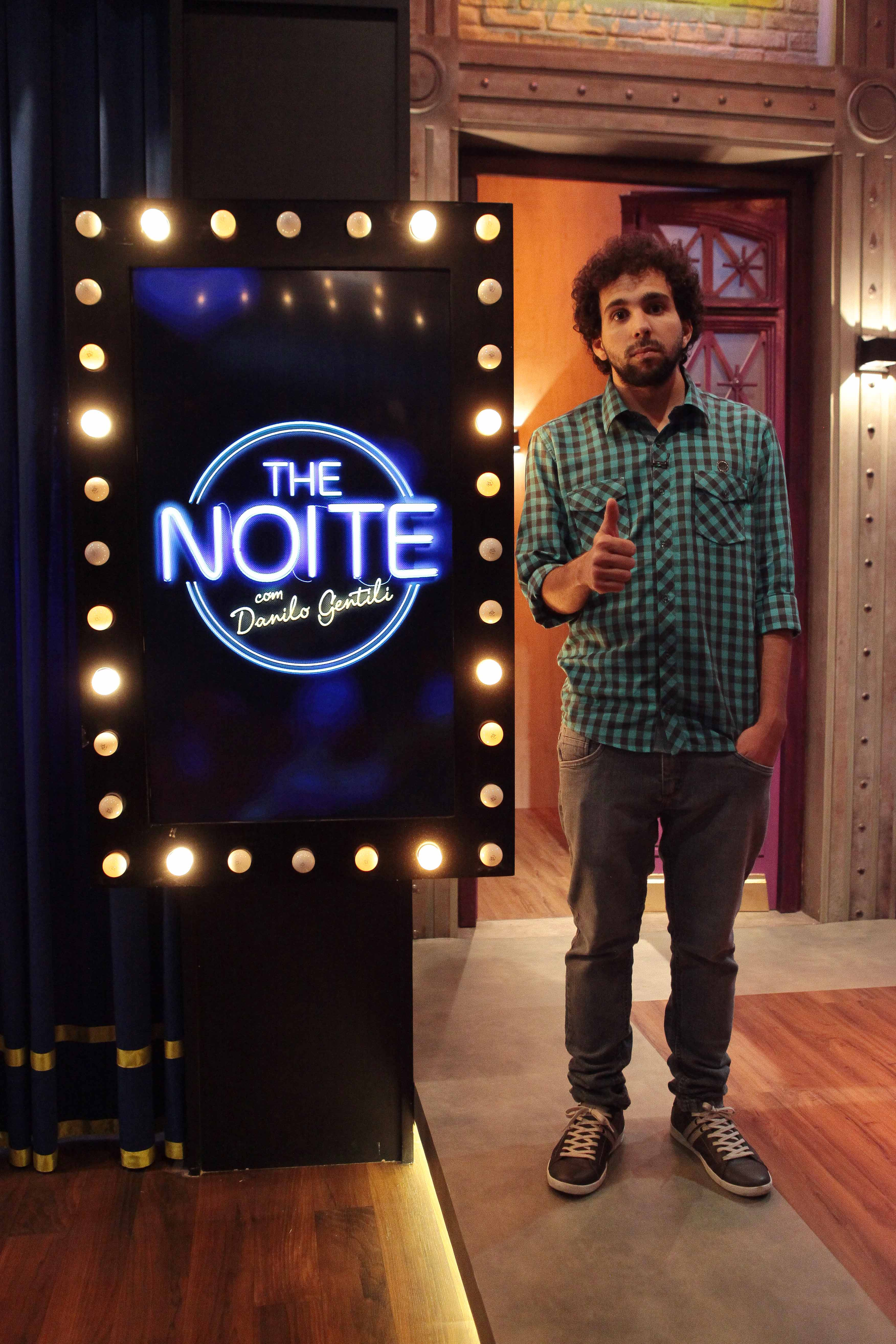 Murilo Couto The Noite