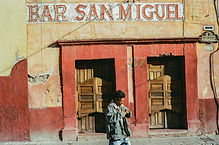 Bar San Miguel in downtown SMA.
