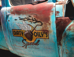 Dirty Oily's Speed Special