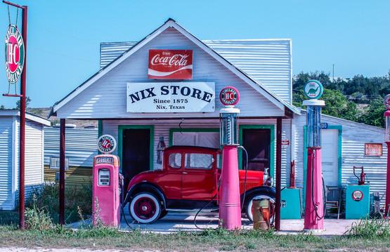 Deuce Coupe in Nix, Texas
