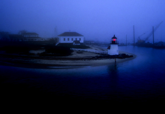 Lighthouse #10 at Brant Point
