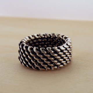 Chain Link Flexible Ring