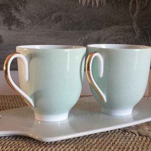 Duo de mugs Limoges