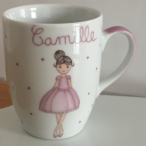 "Mug ""Danseuse"""