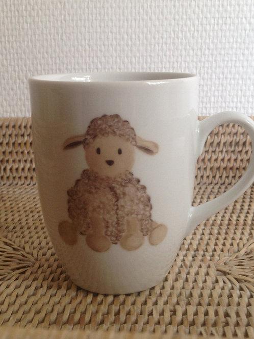 Mug mouton