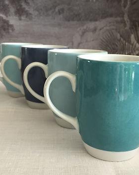 Mugs thé café
