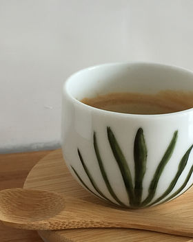 tasses à café cactus