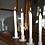 Thumbnail: Bougeoir en céramique blanc