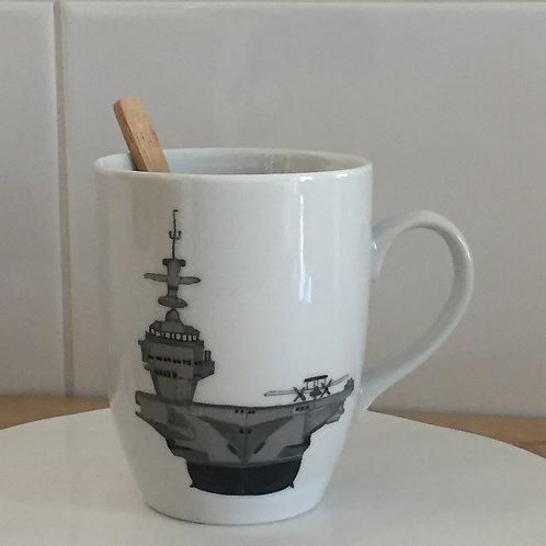 Mug personnalisé avec motif