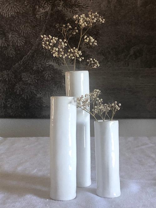 Petits vases soliflores céramique  modèle 5