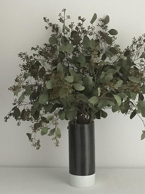 Vase vert foncé petit modèle