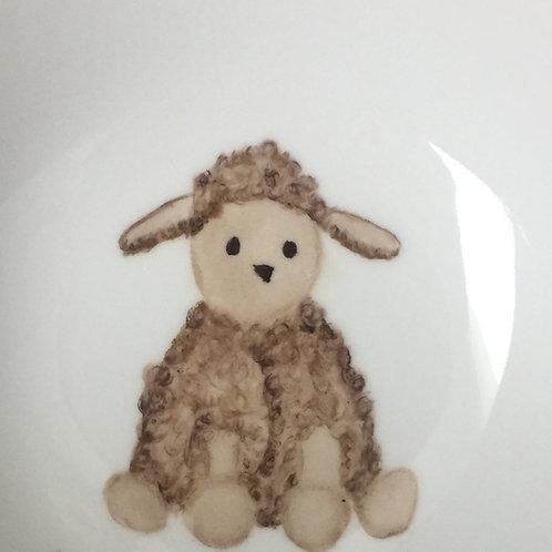"""Bol déjeuner enfant """"Mouton"""""""