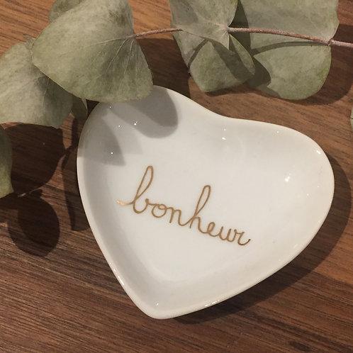 "Petit coeur ""bonheur"""