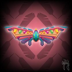 'Elixir's Wings' 2018