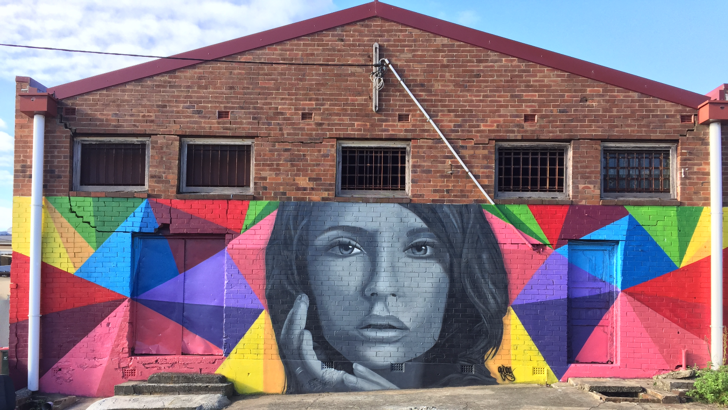 Urban Art Laneways Port Kembla