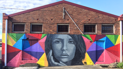 Urban Art Laneways Port Kembla