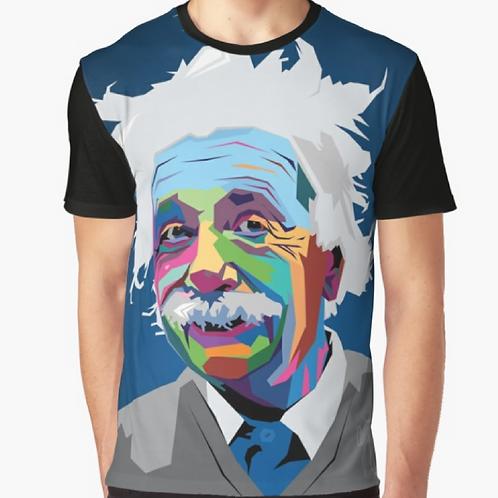 Albert Einstein - Vector Shirt