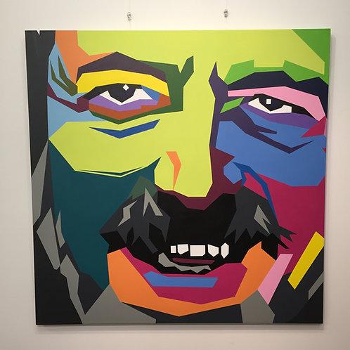 Alan Watts| Canvas Art