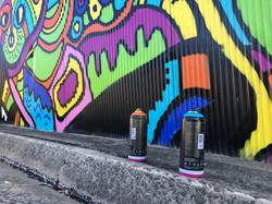 Ironlak can with Jyiro's mural