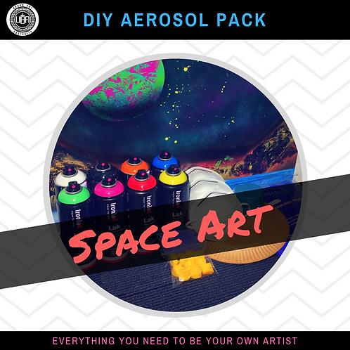 DIY Pack  | Space Art