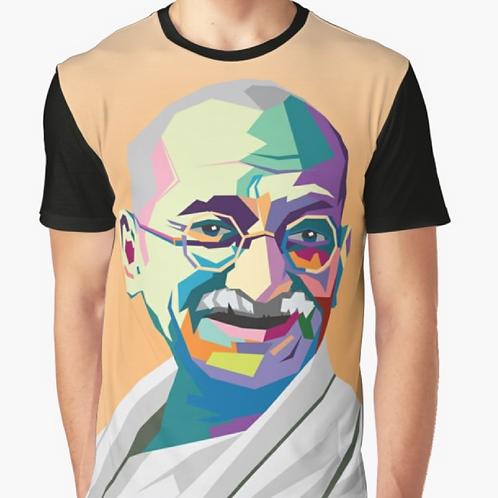 Mahatma Gandhi - Vector Shirt