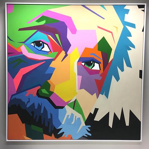 Albert Einstein | Original Art