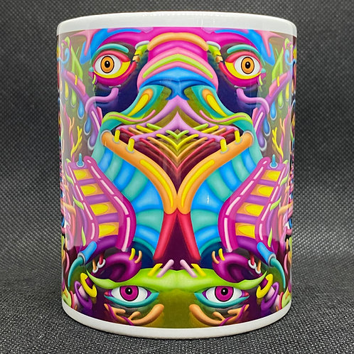 Labyrinth - Psychedelic Art Mug