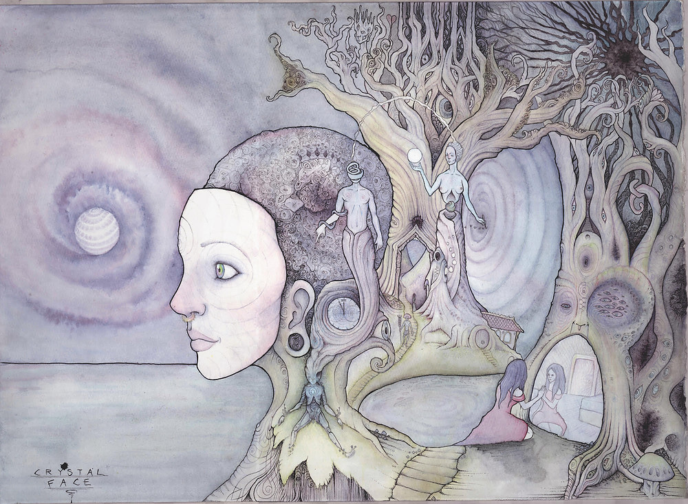 Untitled art by Mr Cystalface
