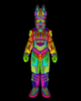 DMT Entity - VR - Ayjay Art