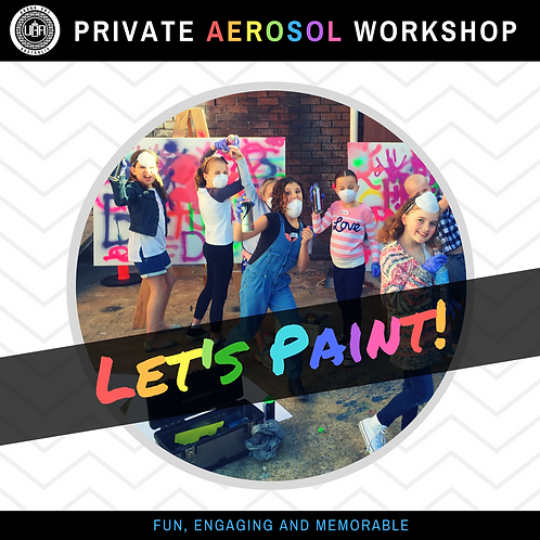 Private Workshops | Boys and Girls | (10 kids)