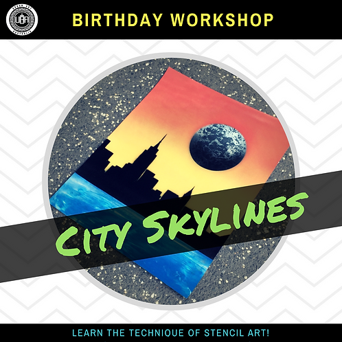 City Skylines | Birthday Workshop | (10 kids)