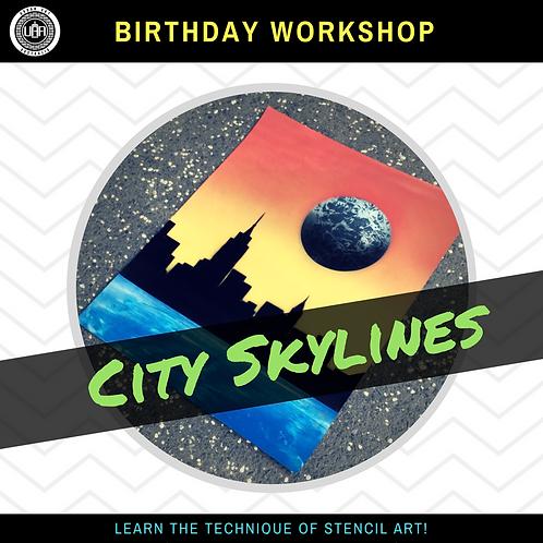City Skylines | Birthday Workshop | (10 kids)
