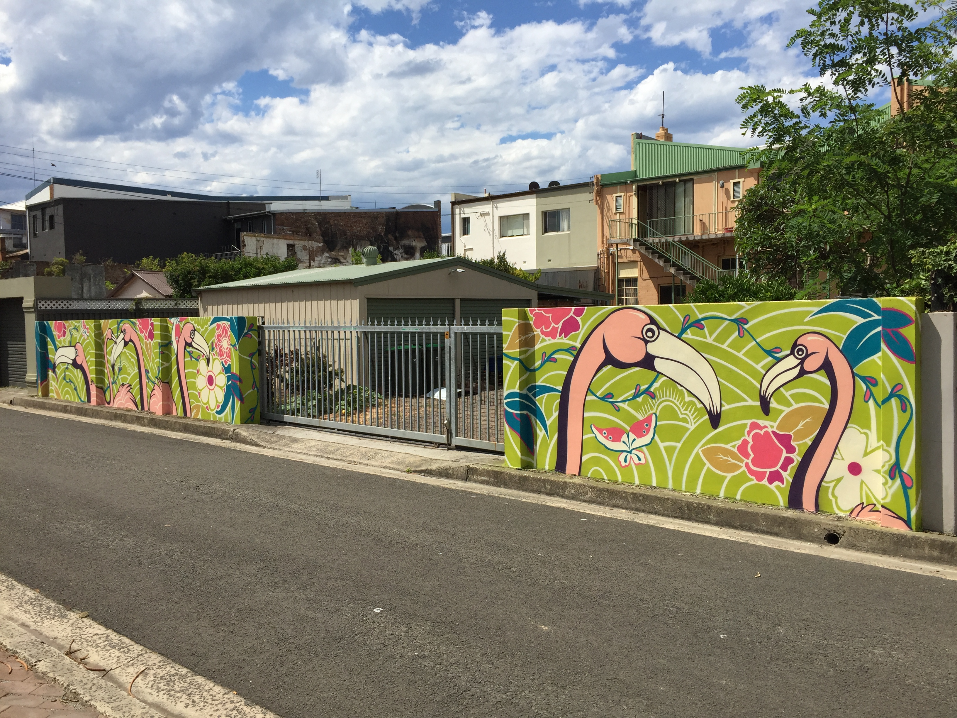 Street Art in Port Kembla