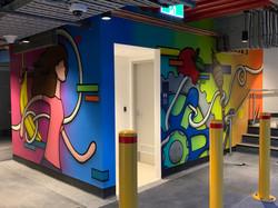 Urban Art street art mural Sydney