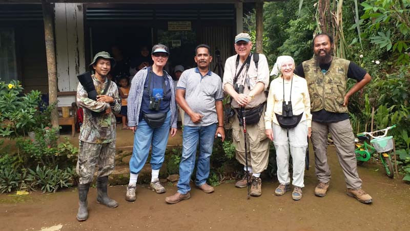 Photo groups in Kalianan village, Probolinggo