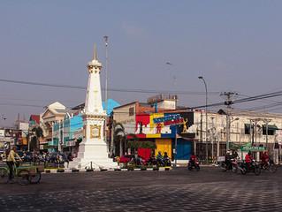 Birding Around Yogyakarta City