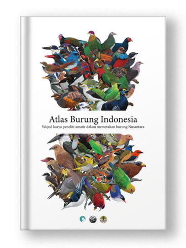 Buku Atlas Burung Indonesia Sudah Bisa Dipesan