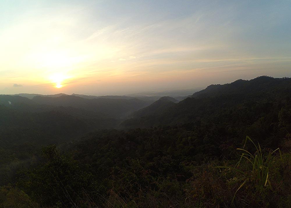 Menoreh Hills